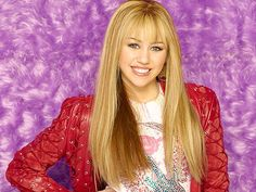 """Hannah Montana was originally named """"Alexis Texas."""" 