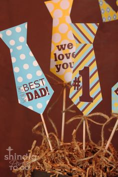 Fathers Day Free Printables