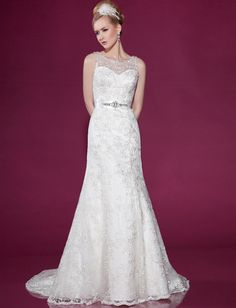 Wedding Dresses by Benjamin Roberts | Confetti.co.uk