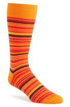 Lorenzo Uomo Socks Stripe Socks