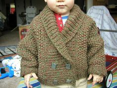 This pattern is from Debbie Bliss's first baby/children's book published in 1988.