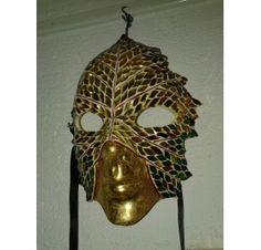 Réalisez un masque pour Mardi Gras : Karine H