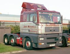 MAN TGA | by Carricklad' http://www.oneautomarket.com/
