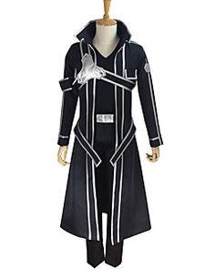Sword Art Online Kirito Cosplay Costume (B Type)