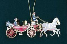 White House Christmas Ornament, 2001