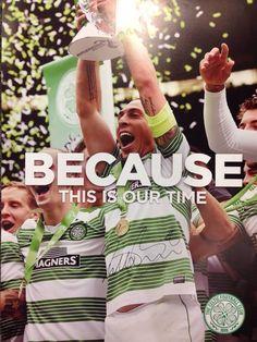 Celtic FC 2014-15 Season www.classicfootballshirts.co.uk