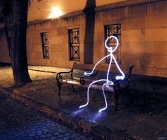 light-painting at Budapest by ~hispanhun Motion Photography, Light Photography, Photo Lighting, Light Painting, Low Lights, Budapest, Urban, Home Decor, Fotografia