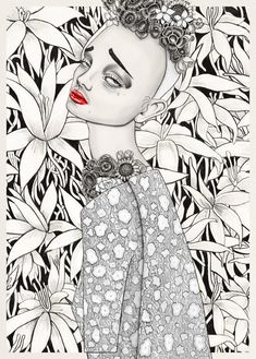 Tara Dougans Fashion Illustrations