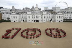 100 days to go to the London 2012 Olympic Games