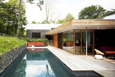 Depot House by Gray Organschi ArchitectureDesignRulz21 January 2014Gray Organschi Architecture designed the Depot House in rural Connecticut. The Shepaug River Valley Railroad, which ran along... Architecture