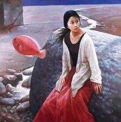 Xue Mo y las mujeres de distintos estratos sociales