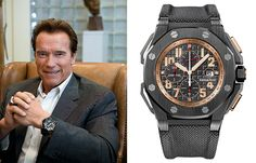 Star Time: 13 Celebrity-Branded Sports Watches
