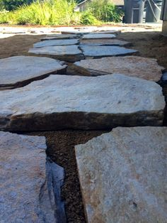 DIY Lowes Flagstone Courtyard Home Improvement