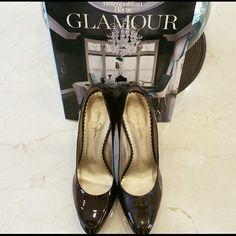 JESSICA SIMPSON PUMPS **NWOT** JESSICA SIMPSON BROWN PUMPS W/ CHEETAH HEELS  IN GOOD CONDITION Jessica Simpson Shoes Heels