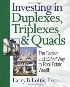 Investing in Duplexes, Triplexes, & Quads: The Fastest And Safest Way to Real Estate Wealth . Please save this pin. Because For Real Esta Real Estate Business, Real Estate Investor, Real Estate Tips, Real Estate Marketing, Investing In Real Estate, Commercial Real Estate Investing, Income Property, Investment Property, Rental Property