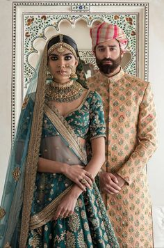 The Udaipur Collection by Sabyasachi Mukherjee | Paheli | Spring Couture 2017 #indianfashion
