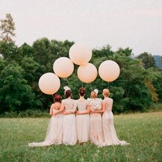 Gartenfest, Geburtstag, #Hochzeit, #Babyparty und vieles mehr - was passt besser als #Dekoration, als fröhliche #Luftballons?