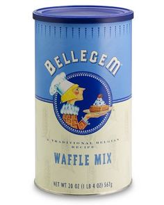 We love this waffle mix at our house