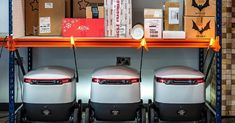 Autonomous package-delivery robots are ready to steal your mailman's job