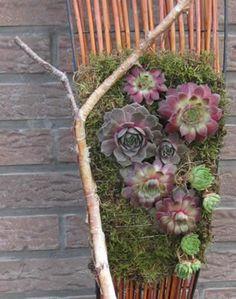 25 beste idee n over buiten wanddecoraties op pinterest for Zelf muurdecoratie maken