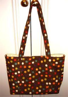 SEWCHRISTINE: Easiest Nappy/Diaper Bag...Ever!!