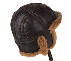 100% Sheepskin Aviator Pilot Hat Small - Large Brandslock https://www.amazon.co.uk/dp/B00P5Q9RD0/ref=cm_sw_r_pi_dp_x_P8O9xbCS555FJ