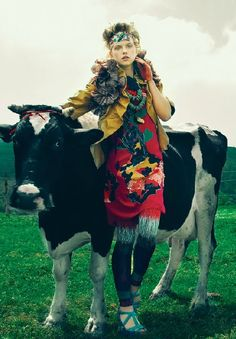 Fashion all the way to the Country | Photography Atif Hakan