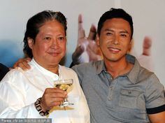 Donnie Yen and Sammo Hung