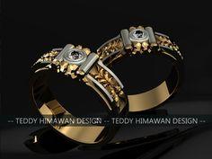 3D jewelry ring Bali - Indonesia #  #3d designer Indonesia # 3D printing Indonesia# 3d jewelry Bali #3d jewelry Indonesia#