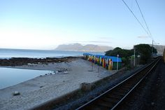 Train ride from Cape Town to Simons Town, South. Train Rides, Cape Town, South Africa, Followers, Boards, African, Beach, Water, Outdoor