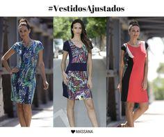 Vestidos #Massana cómodos, sexys y frescos para estar estupenda en todo momento #dress #Women #Summer #Spring