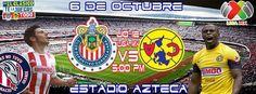 El Classico de Classicos Chivas <3 vs. America :P