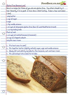 This recipe is moist and has that fresh bread spring. You need to try it to believe it.