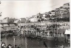 Resultado de imagem para antiga praia fluvial coimbra