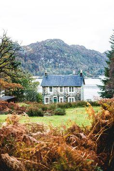 Eilean Shona, an island hideaway hotel in Scotland