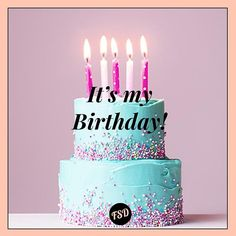 13 Likes, 0 Comments - Estelle Birthday Candles, Birthday Cake, Happy Birthday Wishes, My Job, Business Design, I Am Awesome, Web Design, Mermaid Paintings, Deep Quotes