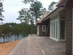 Exterior colors-Bill Ingram Outdoor Spaces, Outdoor Living, Outdoor Decor, Exterior Colors, Exterior Design, Bill Ingram, Ocean Front Homes, Lake Homes, Traditional Homes