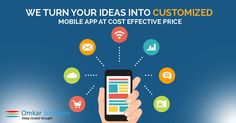 Convert your ideas and make them handy to all potential customers today #mobileapps #applications #DigitalMarketing