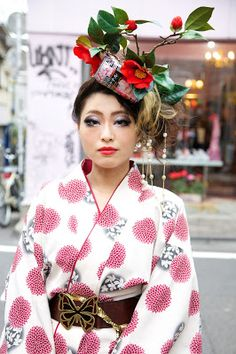 Shelter from the Storm: Do You Kimono?