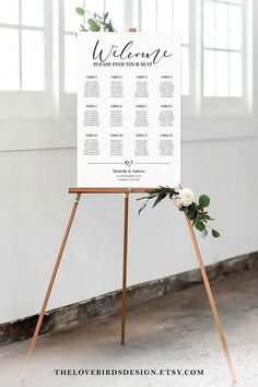 Wedding Seating Chart Template, Modern Seating Chart Printable Wedding Table Seating Chart for Wedding, Seating Chart Wedding Sign Wedding Program Template Free, Free Wedding Templates, Seating Chart Wedding Template, Save The Date Wedding, Save The Date Card, Table Seating Chart, Wedding Table Seating, Wedding Signs, Wedding Ideas