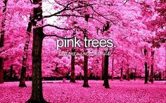 little reasons to smile | little-reasons-to-smile-love-pink-trees-Favim.com-490957