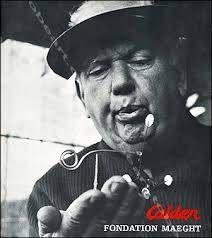Alexander Calder est un sculpteur et peintre américain né le 22 juillet 1898 à Lawnton près de Philadelphie et mort le11 novembre 1976 à New York. - See more at: http://expertisez.com/echos-art/alexandre-calder-et-maeght#sthash.719TBkFX.dpuf