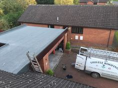When you are looking for expert assistance with Guttering Boness, get in touch with Thistle Roofing. We have been offering our services across the region for years and our team can help when it comes to repairing or replacing faulty guttering.