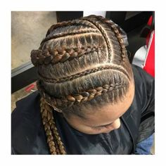 Protective style..