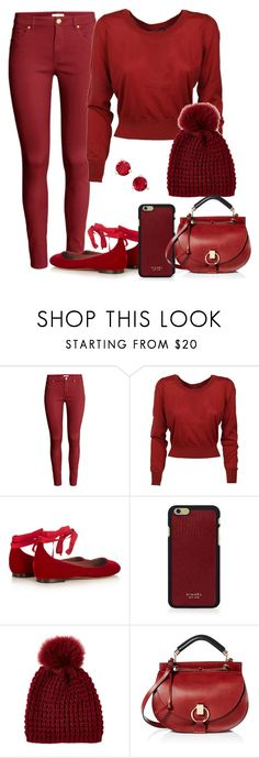 """Untitled #181"" by catrina-lang ❤ liked on Polyvore featuring H&M, Dolce&Gabbana, Tabitha Simmons, Vianel, Kyi Kyi, Chloé and Kate Spade"