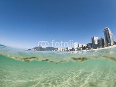 Rio de Janeiro Brazil Tropical Sea