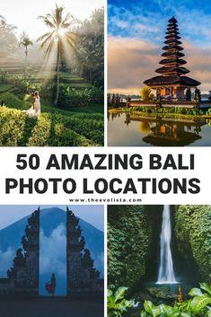 bali travel tip 50 Best Photo Spots in Bali Bali Travel Guide, Asia Travel, Travel Guides, Travel Tips, Travel Books, Overseas Travel, Travel Journals, Beach Travel, Mexico Travel