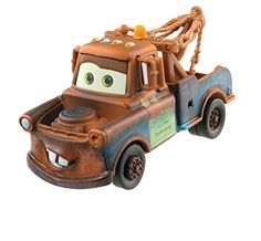 DisneyPixar Cars 3 Mater DieCast Vehicle Amazon Most Trusted E Retailer