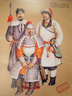 1125 : 1234 Jin Dynasty(founded by Manchu) (1125-1234)