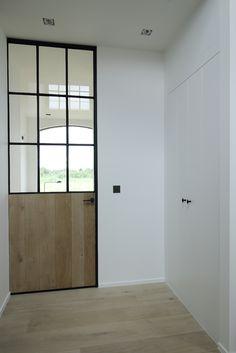 Leer op de muur leren wandbekleding is verkrijgbaar bij bvo vloeren houten vloeren en parket - Corridor schilderen ...